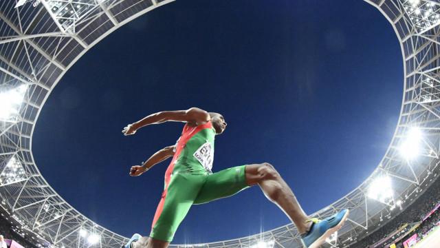 Nelson Évora conquista medalha de ouro nos Europeus de Atletismo