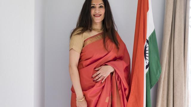 Embaixadora indiana quer promover ligação entre portugueses e indianos