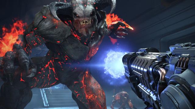Os vídeos e imagens que tem de ver do novo 'Doom'