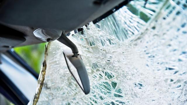 Acidente com veículo em contramão interrompe trânsito na A2 em Ourique