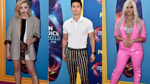 Vinte looks da gala dos Teen Choice Awards