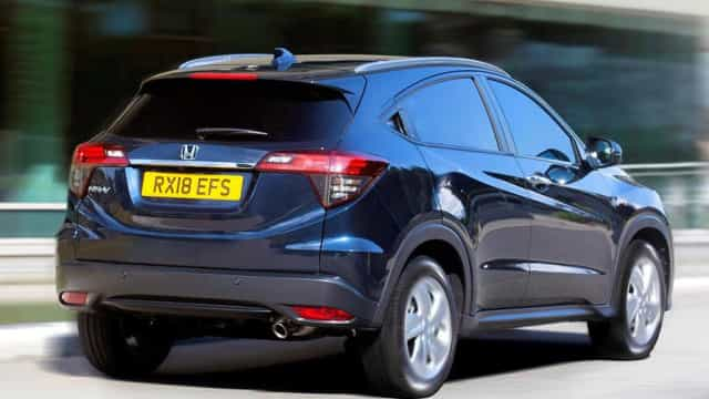 Está aí o novo Honda HR-V e já tem data de lançamento