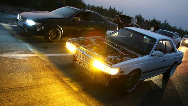 Apreendidos 19 carros em corridas ilegais em Viseu