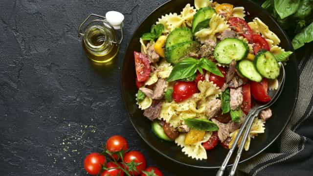 Receitas de verão: Saladas, massa e muita frescura