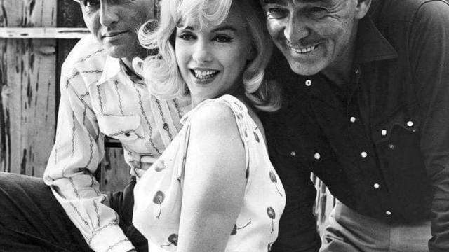 Descobertas novas imagens de Marilyn Monroe nua em 1961