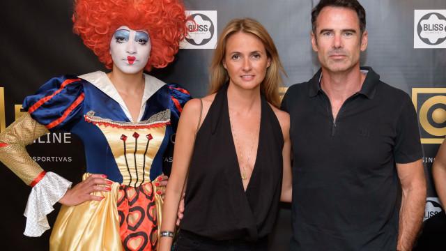 Famosos reúnem-se no Algarve em festa de verão
