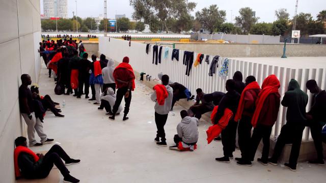 Migrações: SOS Mediterrâneo denuncia manobra política de Gibraltar