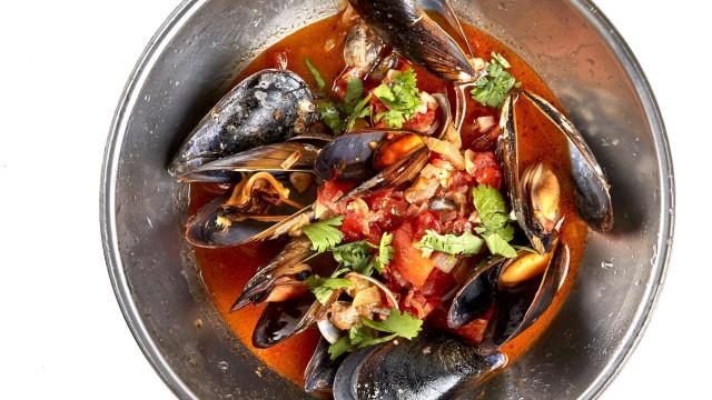 Restaurante Hápetite. O Algarve no centro da mesa