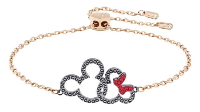 Swarovski celebra os 90 anos do Rato Mickey com uma brilhante coleção