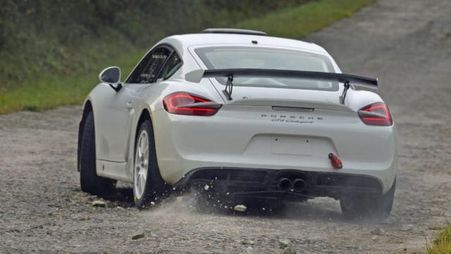 A Porsche tem uma novidade: O Cayman GT4 Clubsport