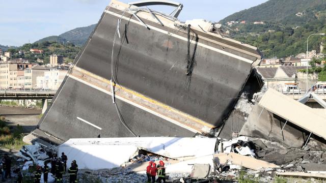 Autoridades elevam para 29 o número de mortos na queda da ponte em Itália