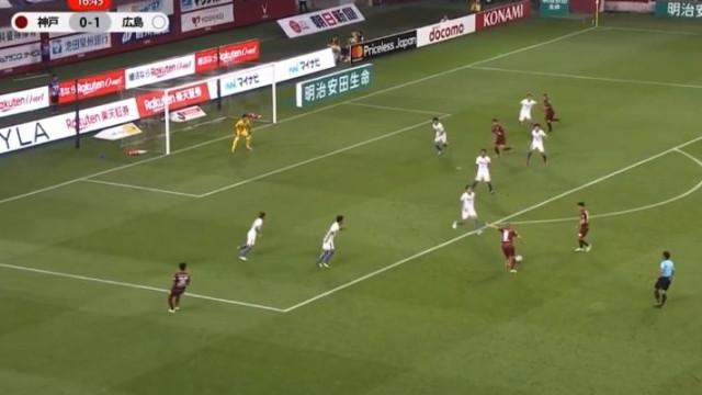 Iniesta, o 'rei' do Japão: Mais um jogo, mais um (grande) golo