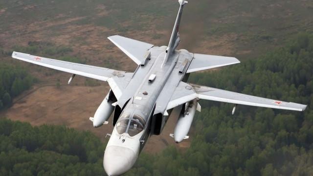 Força Aérea britânica interceta seis bombardeiros russos sobre Mar Negro