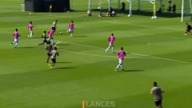 CR7 'estourou' de primeira para o segundo golo pela Juventus