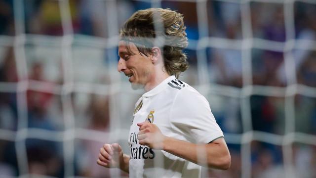 Modric confessa: 'Fui eu que contactei o Inter'