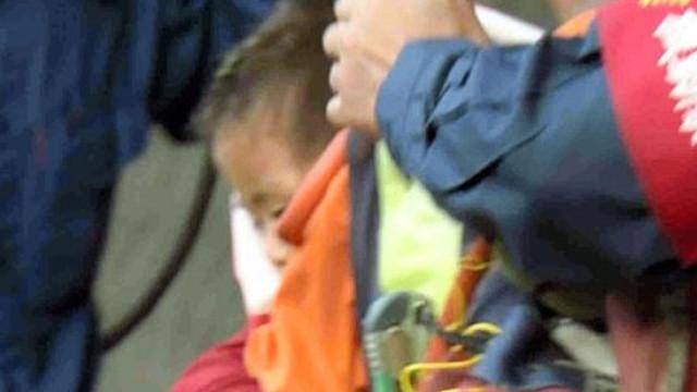 Encontrado com vida menino de dois anos perdido em floresta no Japão