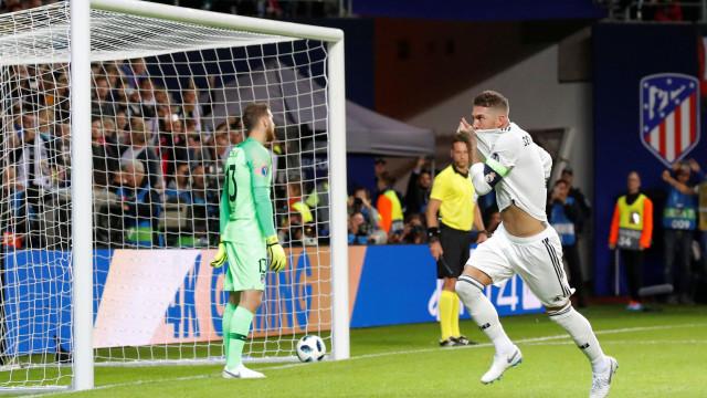 """Hargreaves: """"Não vão ganhar a Champions com 25 golos do Sergio Ramos"""""""