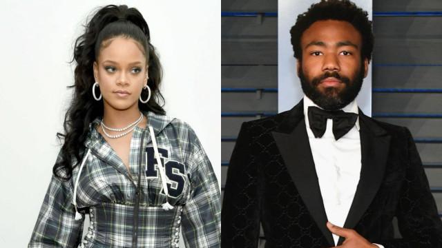 Rihanna e Donald Glover juntos em Cuba. Novo filme a caminho?