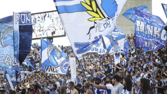 FC Porto-Vitória a caminho da casa cheia
