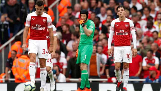 Arsenal oficializa contrato de patrocínio multimilionário
