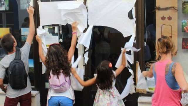 Montras em Odemira transformadas em espaços de arte até setembro