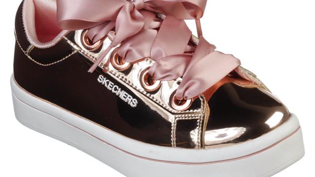O regresso às aulas faz-se com Skechers nos pés