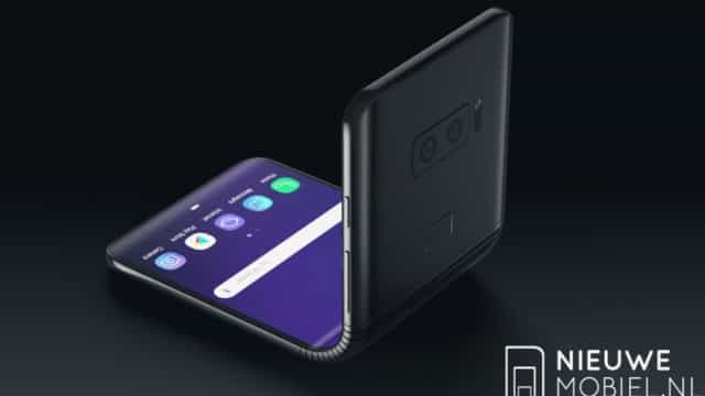 Samsung apresenta smartphone dobrável no próximo mês?