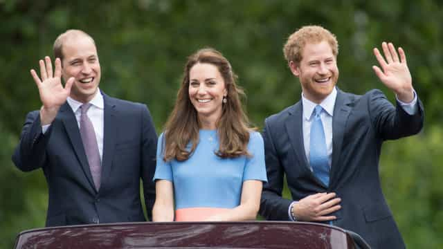 A alcunha carinhosa com que Harry trata Kate Middleton