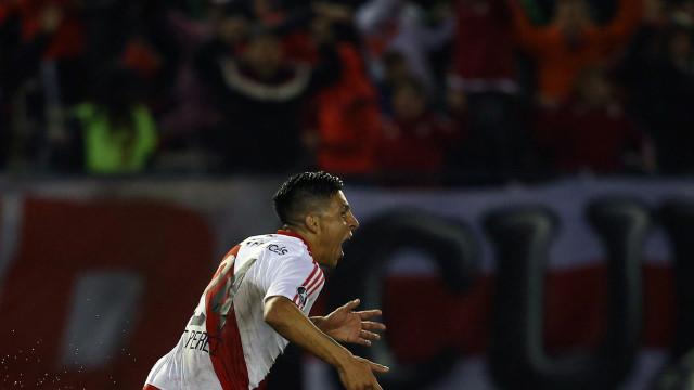 Sporting insiste em Enzo Pérez. Eis os valores da nova oferta