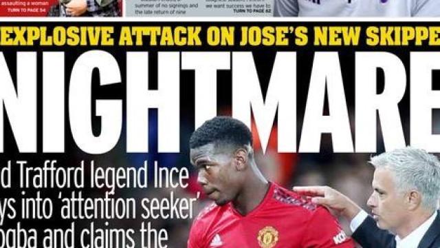 Lá fora: Do pesadelo em Old Trafford às dúvidas em Madrid