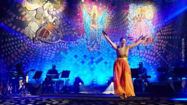 Maria Rita apresenta 'Amor e Música' no Casino Estoril