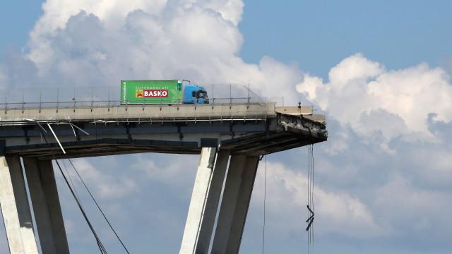 """Enfrentei a morte na ponte de Morandi. Salvei-me por milagre"""