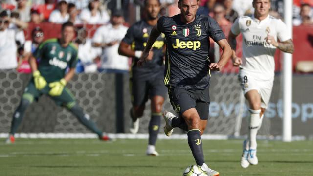 FC Porto e Sporting ainda não desistiram de Marchisio
