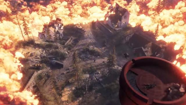 Novo trailer de 'Battlefield V' dá um vislumbre de modo 'battle royale'