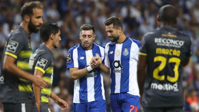 Herrera esteve com Lopetegui em hotel no Porto