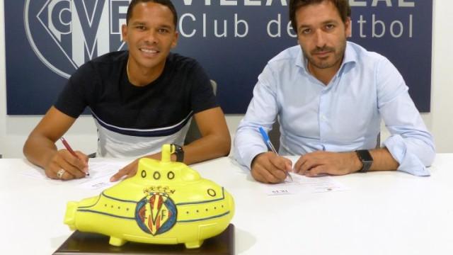 Oficial: Bacca, alvo do Sporting, já tem novo clube