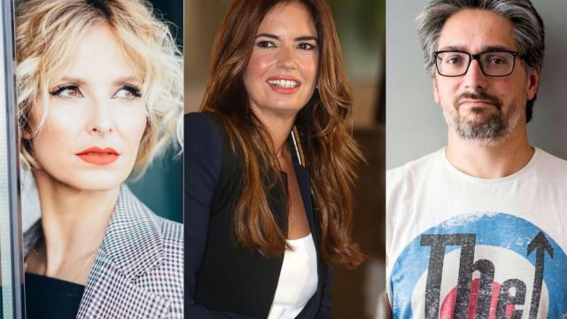 Famosos solidários com Bárbara Guimarães após revelação de cancro