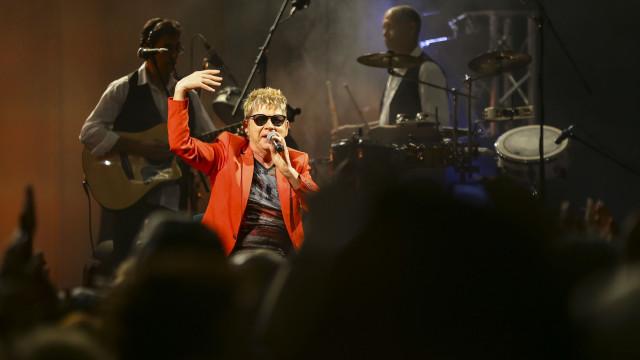 Morreu o cantor Roberto Leal. Tinha 67 anos
