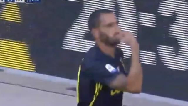 Bonucci marca na (re)estreia pela Juventus