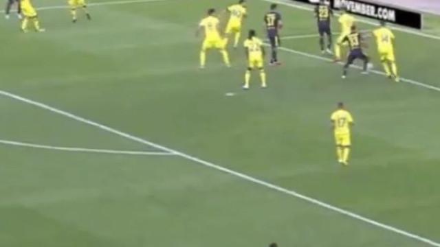 O golo tardio que valeu a vitória da Juventus na estreia de CR7