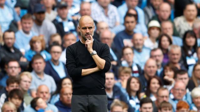 Mourinho acusou City de 'falta de classe'. Guardiola já respondeu