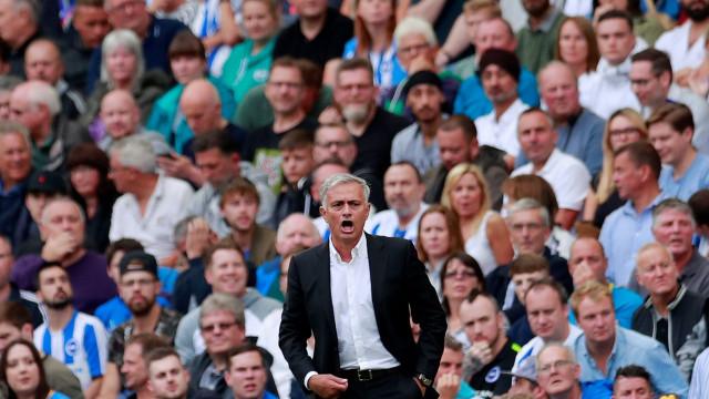 #MourinhoOut: A hashtag que já vai sendo 'trending' nas redes sociais