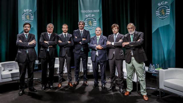 Eleições Sporting: Debate com os sete candidatos 'ferveu'. Eis o resumo