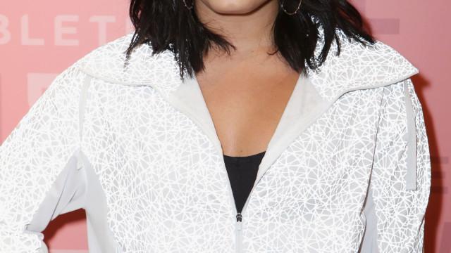 Demi Lovato reage à nomeação para os Grammy Awards