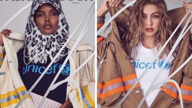 Moda e Unicef de mãos dadas para alertar sobre questão dos refugiados