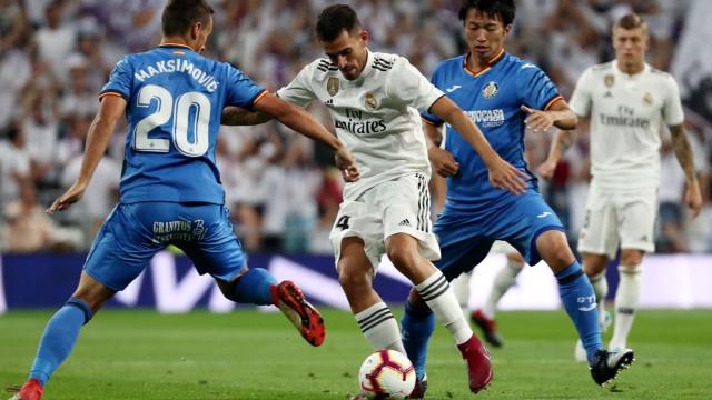Ceballos 'arrasa' Zidane e admite surpresa com Cristiano Ronaldo