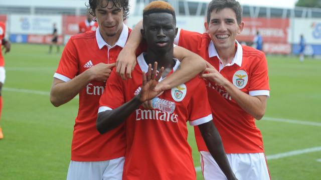 Benfica: Jovem de 15 anos desperta a atenção de quatro gigantes europeus