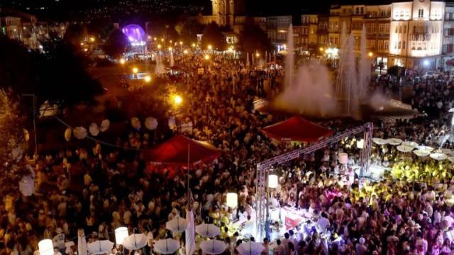 """Noite Branca de Braga dá """"um pouco de liberdade"""" a reclusos pela arte"""