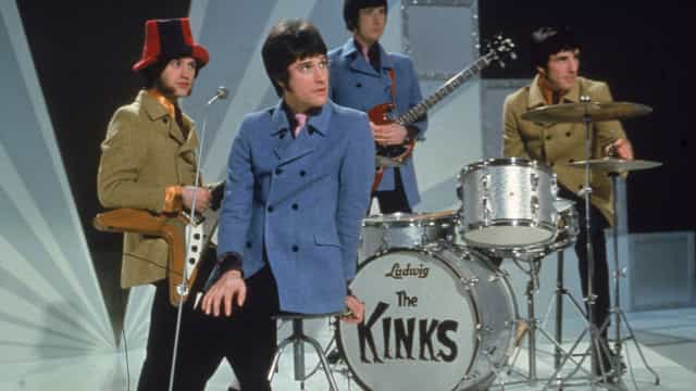 The Kinks publicam tema inédito, guardado quase meio-século numa gaveta