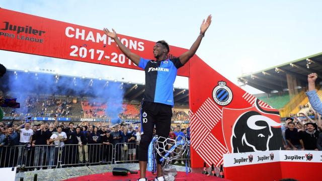Oficial: Diaby é reforço do Sporting
